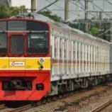 『さよならへのカウントダウン!?203系常磐線マト52編成暫定10連化』の画像