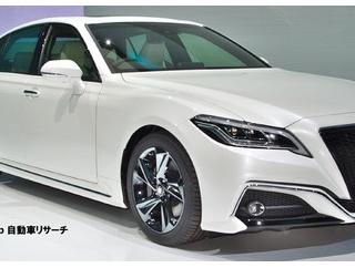 次期【トヨタ・クラウン】SUVとセダンの両方あり、2022年度後半フルモデルチェンジ