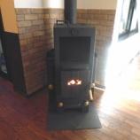 『暖炉です。』の画像