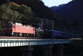 『2019/10/16~17運転 EF81-97牽引C61-20+12系秋田返却配給』の画像