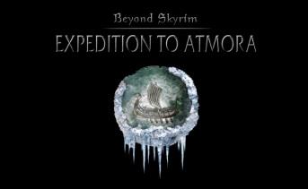 『Beyond Skyrim: Atmora』伝説の大陸を再現する大型MODのトレーラーが公開