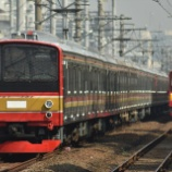 『【6ドア再挿入】205系武蔵野線M52編成12連復帰』の画像