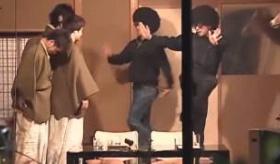 【テレビ】   ガキの使い 絶対笑ってはいけない 松本・遠藤の悪乗りコンビ