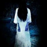 『俺に憑いてる悪霊「何かを吐きかける着物の女」』の画像