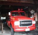 【画像】まちを守る最古の現役消防車