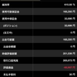 『2020年3月9日週(103週目)でのFXプライム累計スワップは64,607円になりました。』の画像