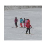 『のんびり楽しいスキーレッスン。 ゆったりシニアスキーイング』の画像