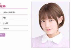 【速報】21stアンダーセンターは中田花奈!!! 【乃木坂46】