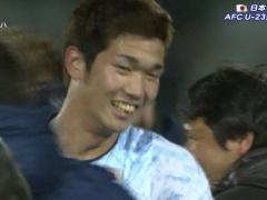 【U23日本代表】「韓国がナメて軽いプレーしてきた。逆転できると思った」by 岩波拓也