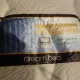 『ドリームベッドのマットレス・マイクロドリーム105 2トップ・PS』の画像