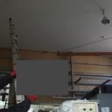 『鋳造製品置場LED化とショット機メンテナンス』の画像