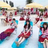 『乃木坂46はトップバッター!!!『CDTV』プールのSPステージから集合写真が公開キタ━━━━(゚∀゚)━━━━!!!』の画像