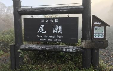 『尾瀬ヶ原へ紅葉散歩』の画像