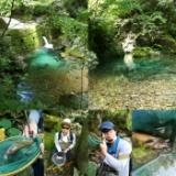 綺麗な那須の渓流のサムネイル