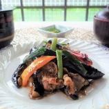 『今週のランチ(7/22~豚肉と茄子の麻辣炒め&チキン南蛮)』の画像