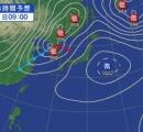 【画像】気象予報士「冗談にならないような暴風が木~金曜にかけて吹き荒れますので警戒してください」
