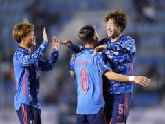 【 日本代表 vs 中国代表 】試合終了! 後半に三浦弦太がCKからゴールするも、終了間際に失点・・・2-1で辛勝!