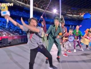 【急募】オリンピックの開会式で「もう終わりだよこの国」ってなったシーン