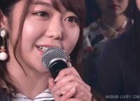 峯岸みなみが卒業を発表。 4/2に横浜アリーナでコンサート