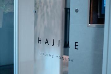HAJIME(大阪・肥後橋)一回限りの芸術