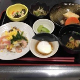 『太田昼食(エビ入りちらし寿司)』の画像