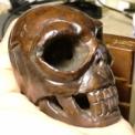 NO.1 木の骸骨