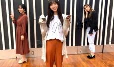 【乃木坂46】仲良い3人だなぁ!!! 手の形がグーチョキパーにwww