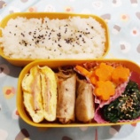 『今週のお弁当④』の画像