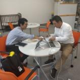『吉田新聞店の吉田さんがご来所 新聞店ならではの強みが見えてきました!』の画像