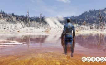 Fallout 76:新機能をテストするパブリックテストサーバー(PTS)の再開は3月半ばを予定