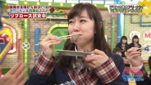 元NMB48渡辺美優紀さんの夕御飯wwwwwwww