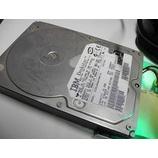 『旧いIBM製ハードディスクのデータ救出作業作業』の画像