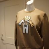 『DUAL VIEW(デュアルヴュー)ロボットモチーフスウェット プルオーバー』の画像