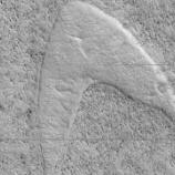 『【驚愕】火星でとんでもない地形を発見される・・・・』の画像