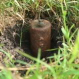 『地雷と手榴弾の爆破』の画像