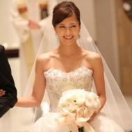 安田美沙子が挙式!熊田、夏川ら240人が祝福「ウエディングドレス姿が美しすぎる」との声!?[画像あり] アイドルファンマスター