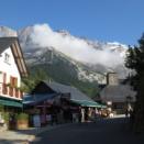 ピレネー山脈 3000m級の山々を望む