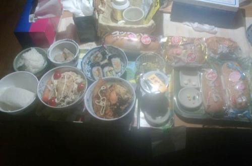 【衝撃】2日に1回しか食わない俺の夜食の画像がこちらですwwのサムネイル画像