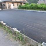 『岐阜県岐阜市加野 病院駐車場(従業員様用)の施工』の画像