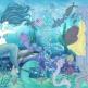 海底の扉。人魚。チュートリアル動画