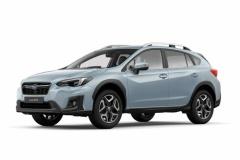 スバル新型「XV」世界初公開! スポーティなデザイン、本格的SUV性能も強化