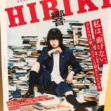 『映画『響 -HIBIKI-』主題歌は平手友梨奈のソロ曲だということが判明!』の画像