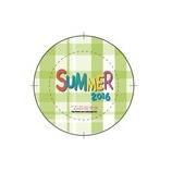 『夏期講習の缶バッジデザイン決定!』の画像