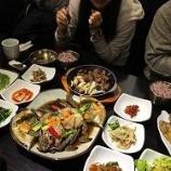『年越し韓国の旅 食べ物編-1』の画像