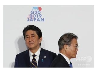 【朗報】韓国「日韓首脳会談・・・」安倍首相「断る」韓国「じゃあ日米韓首脳」安倍首相「応じない」