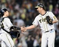 【朗報】藤川球児さん、名球会に間に合いそう