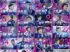 【女子W杯】なでしこ初戦!日本×スイス、スタメン発表!澤先発!
