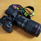 『SIGMA MC-21はSIGMA製レンズじゃなくても使えるの?(3)』の画像