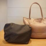 『 PLINIO VISONA'(プリニオ・ヴィソナ)インナーバッグ付きトートバッグ』の画像