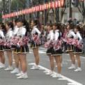 第18回湘南台ファンタジア2016 その17(明治学院大学応援団チアガール)